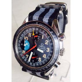 682461dbee1 Relógio Omega 3520 Speedmaster Day Date Triple Aço Mk40 - Relógios ...