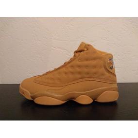 huge selection of 4083e 7224b Nike Jordan Retro 13 Wheat Nuevo Oferta Envio Gratis