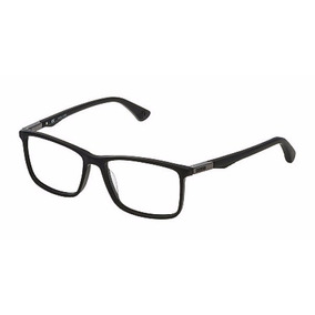 4a91ee07e Armação Oculos De Grau Police Pl1134 Peça Unica Armacoes - Óculos no ...