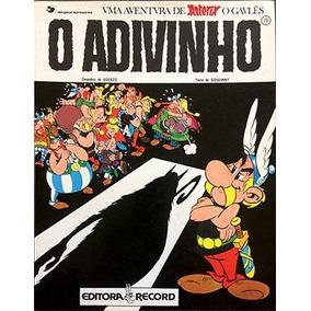 Coletânea 4 Revistas Uma Aventura De Asterix O Gaulês