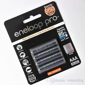 Pilhas Eneloop Panasonic Pro Aaa 950mah Cartela Com 4 Uni