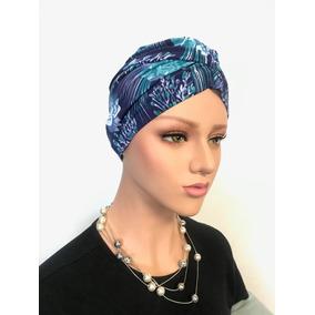 Lenço Turbante Para Quimioterapia - Acessórios da Moda no Mercado ... 6ff8d06d6e7