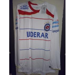 Camiseta De Argentinos Juniors Mangas Largas 2010