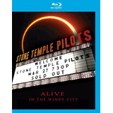 Stone Temple Pilots - Alive In The Windy City (blu Ray) Imp.