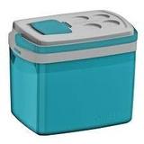 Caixa Térmica Cooler Com Alça E Acesso Soprano 32 Lts Preta