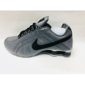 Nike Shox Minas Gerais - Tênis Cinza claro no Mercado Livre Brasil 2064d306d81a0