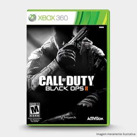 Cod Call Of Duty Black Ops 2 - Original Para Xbox 360 Novo