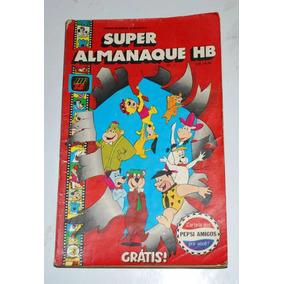 Superalmanaque Hb Nº 1, Hanna Barbera, Ano 1978. Original