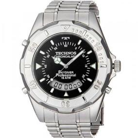 Relogio Technos Skydiver Masculino - Relógio Technos Masculino no ... 274bd19b84