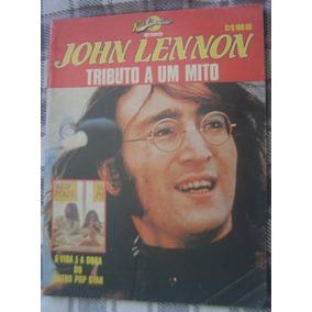 Revista John Lennon - Tributo A Um Mito