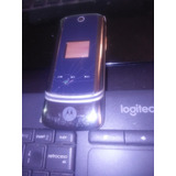 Telefono Motorola Krzr K1m Con Detalle Unefon