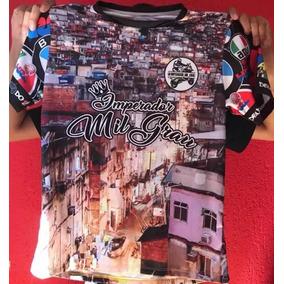 Camisetas Do Imperador Mil Grau - Camisetas Manga Curta no Mercado ... cd3efc4b9e46f