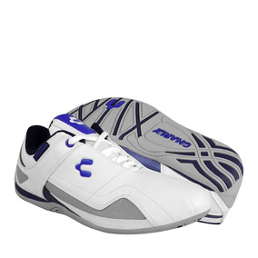 Tenis Charly Casuales Para Hombre Simipiel Blanco 1021809