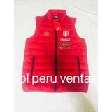 Chaleco Umbro Plumas Original Peru