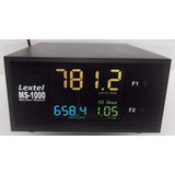 Wattímetro Rf Digital Monitor Station Lextel Ms-1000 Roe Swr