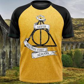 Camiseta Sublimada Harry Potter