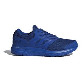 big sale 48c48 d4d9c Tenis adidas Galaxy 4m Azul Hombre Nuevos Cp8831