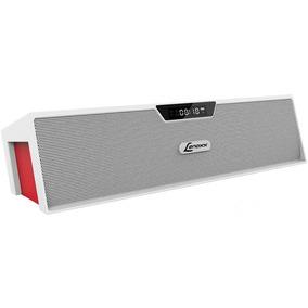 Caixa De Som Acústica Portátil Lenoxx Bt510 Usb Sd Bluetoo