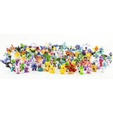 72 Figuras Pokemon