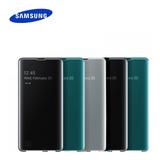 Samsung Galaxy S10 Y Plus Funda Flip Cover S-view Original