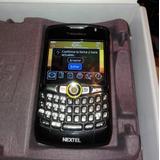 Celular Blackberry 8350i Nextel Bluetooth Wi-fi Mp3