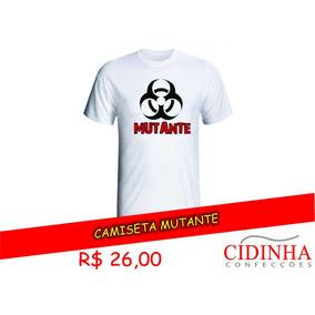 Camisetas Manga Curta para Masculino em Inocência no Mercado Livre ... 1ab3d11649e48