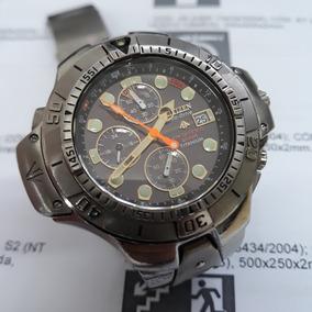 dbec78186dc Relogio Citizen Aqualand Titanium Mergulho - Relógios