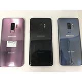 Samsung Galaxy S9+ Plus Sm-g965f - 64gb - Black Purple Blue