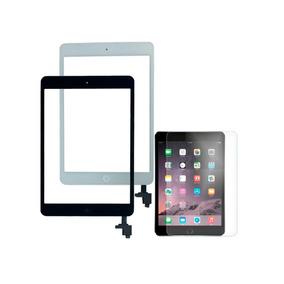 Tela Touch Ipad Mini A1432 Com Botão Home + Pelicula Vidro