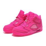 Zapatillas Jordan Air 5 Dama
