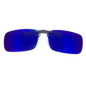 Lentes Óculos Clip On Discreto Polarizado Proteção U V 400 00a3e11bdd