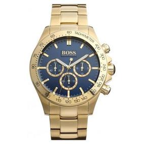 Relógio Masculino Hugo Boss Ikon 1513340 Cronógrafo Completo