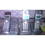 Telefono Inalambrico Panasonic Kx-tg3531la Y 2 Auxiliares