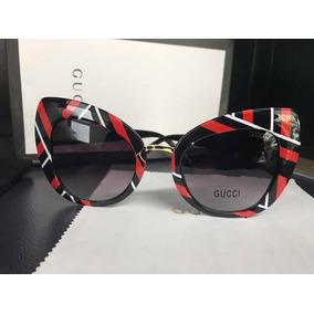 288cb5130a6fc Oculos Femenino Gucci Degrade De Sol - Óculos no Mercado Livre Brasil