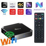 X96 Mini Android 7.1.2 X 96 Tv Box 2gb Andriod Tv Box Amlogi