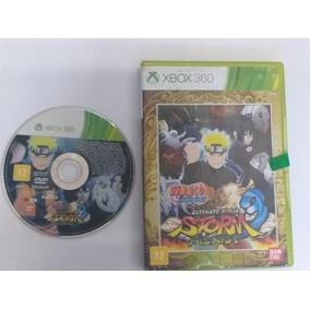 Naruto Ultimate Ninja Storm 3 Full Burst Xbox 360 Usado