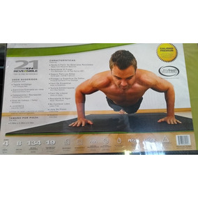 d4e5c1dd9 Tapete Deportivo Fitness Yoga Y en Mercado Libre México