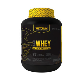 3 Whey Ultra Protein Pretorian Chocolate 1,8kg