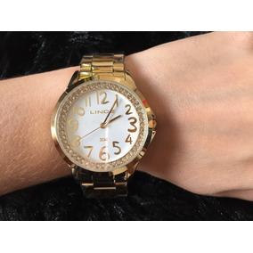 Relógio Lince Feminino Lrgj032l B2kx