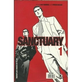 Mangá Sanctuary 01