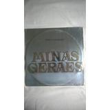 Lp Milton Nascimento - Minas Gerais (duplo)