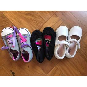 58952a9b874 Lote Tenis Infantil Usado - Calçados
