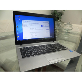Notebook Samsung Np370 Core I3 5005u 1tb 4gb W10 Vitrine