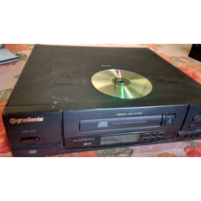 Gradiente Disc Player Cdp-at3 (defeito)