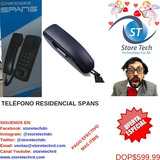 Telefono Residencial Spans