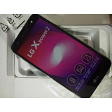 Celular Lg X Power2 Nuevo!