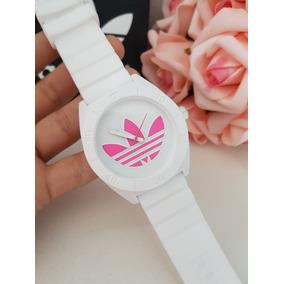 752b7d8b491 Relogio Adida Rosa - Relógio Adidas no Mercado Livre Brasil
