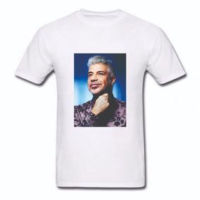 Camiseta Lulu Santos - Camisetas e Blusas no Mercado Livre Brasil 4362730192fd5