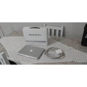 Macbook Pro 2012 I5 Ssd 480gb 16gb Ram 13