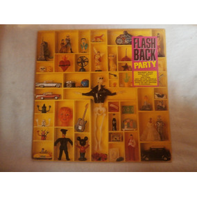 Lp Flash Back Party - Disco De Vinil 1993, Seminovo